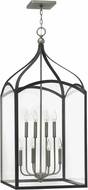 Hinkley 3418DZ Clarendon Aged Zinc 20  Entryway Light Fixture