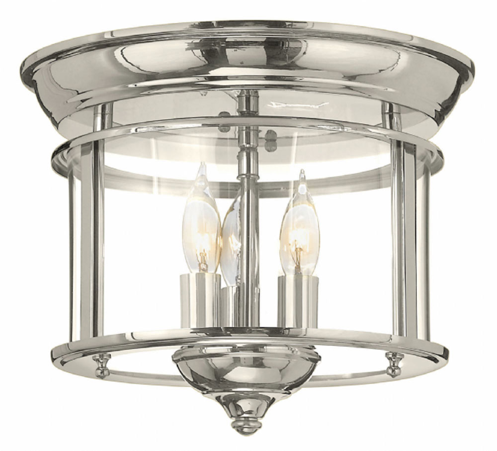 Hinkley 3473pn gentry polished nickel ceiling light fixture hin hinkley 3473pn gentry polished nickel ceiling light fixture loading zoom aloadofball Choice Image