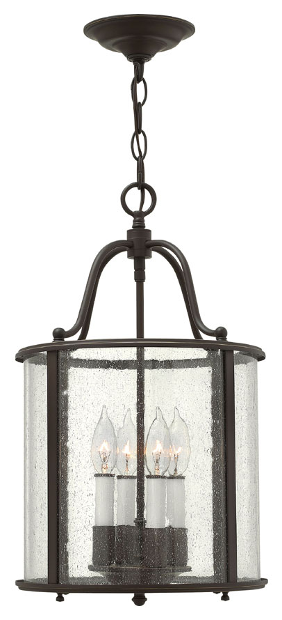 Hinkley 3474ob gentry small transitional olde bronze 12 inch wide hinkley 3474ob gentry small transitional olde bronze 12 inch wide foyer pendant lamp loading zoom mozeypictures Gallery