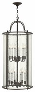 Hinkley 3479OB Gentry Large Olde Bronze 12 Candle Entryway Lighting Fixture