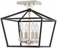 Hinkley 3533BK Stinson Black Home Ceiling Lighting