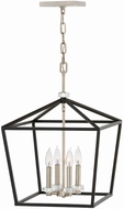 Hinkley 3535BK Stinson Black Foyer Light Fixture