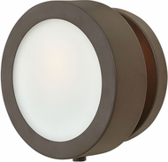 Hinkley 3650OZ Mercer Contemporary Oil Rubbed Bronze Wall Lamp