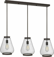 Hinkley 3685OZ Finley Modern Oil Rubbed Bronze Multi Drop Ceiling Lighting