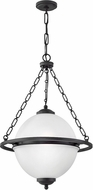 Hinkley 3843OZ Howell Contemporary Oil Rubbed Bronze Pendant Lighting Fixture