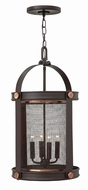 Hinkley 3942KZ Holden Buckeye Bronze Entryway Light Fixture