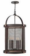 Hinkley 3944KZ Holden Buckeye Bronze Foyer Light Fixture
