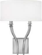Hinkley 4002PN Surrey Polished Nickel Sconce Lighting