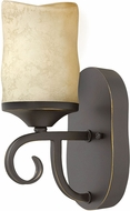 Hinkley 4010OL Casa Olde Black Light Sconce