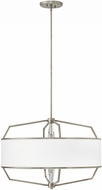 Hinkley 4485EN Larchmere English Nickel Pendant Lighting