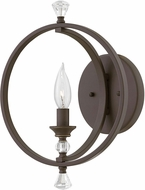Hinkley 4600OZ Waverly Oil Rubbed Bronze Wall Light Fixture