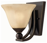 Hinkley 4650OB Bolla Olde Bronze Finish 8.5  Tall Wall Light Sconce