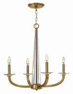 Hinkley 4754BC Ascher Brushed Caramel Chandelier Lighting