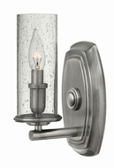 Hinkley 4780PL Dakota Polished Antique Nickel Wall Sconce