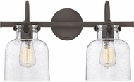 Hinkley 50122OZ Congress Modern Oil Rubbed Bronze 2-Light Bath Lighting Fixture
