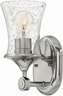 Hinkley 51800PN Thistledown Polished Nickel Wall Light Sconce
