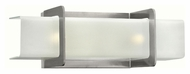 Hinkley 52372BN Union 18 Inch Wide 2 Lamp Contemporary Bath Sconce - Brushed Nickel