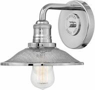 Hinkley 5290PN Rigby Modern Polished Nickel Wall Lighting