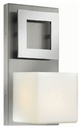 Hinkley 53350BN Mirage Modern Brushed Nickel Finish 10.25  Tall Lighting Sconce