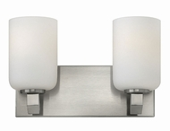 Hinkley 54132BN Skylar Brushed Nickel 2-Light Vanity Lighting