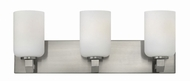 Hinkley 54133BN Skylar Brushed Nickel 3-Light Vanity Light