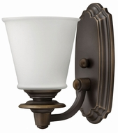 Hinkley 54260OB Plymouth Olde Bronze Wall Sconce Lighting