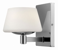 Hinkley 55750CM Bianca Chrome Halogen Wall Sconce Light
