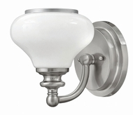 Hinkley 56550BN Ainsley Brushed Nickel Wall Lamp
