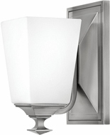 Hinkley 56670AN Baldwin Modern Antique Nickel LED Wall Sconce Lighting