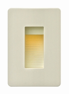 Hinkley 58504LA Luna Contemporary Light Almond LED Exterior Wall Lighting
