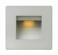 Hinkley 58506TT Luna Modern Titanium LED Outdoor Wall Sconce Lighting