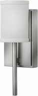 Hinkley 61111BN Avenue Brushed Nickel LED Wall Sconce Light