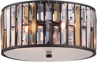 Hinkley FR33731VBZ Gemma Contemporary Vintage Bronze Overhead Light Fixture