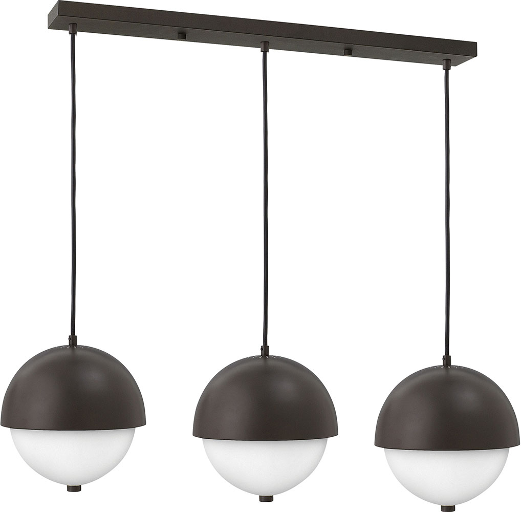 Hinkley FR38519VBZ Globe Contemporary Vintage Bronze Multi Drop Ceiling  Light Fixture. Loading Zoom