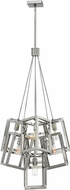 Hinkley FR42448PNI Ensemble Contemporary Polished Nickel Multi Hanging Light