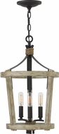 Hinkley FR45203CWW Sherwood Cottage WhiteWash Entryway Light Fixture
