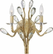 Hinkley FR46802CPG Eve Champagne Gold Lighting Wall Sconce