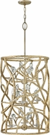 Hinkley FR46808CPG Eve Champagne Gold Entryway Light Fixture