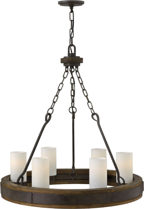 Hinkley fr48436irn cabot rustic iron ceiling chandelier hin fr48436irn hinkley fr48436irn cabot rustic iron ceiling chandelier loading zoom aloadofball Image collections