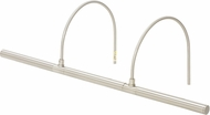 House of Troy APL25-52 Advent Satin Nickel LED Picture Lighting
