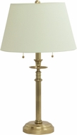 House of Troy B550-WB Bennington Weathered Brass Table Lighting