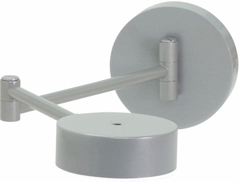 House of Troy G475-PG Generation Contemporary Platinum Gray LED Wall Swing Arm Light