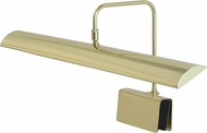 House of Troy GPZLEDZ24-61 Zenith Polished Brass LED Piano Light