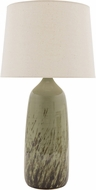House of Troy GS101-DCG Scatchard Decorated Celadon Table Lighting