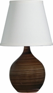 House of Troy GS50-TE Scatchard Tigers Eye Table Lamp Lighting