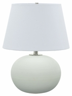 House of Troy GS700-WM Scatchard White Matte Finish 15  Wide Table Lamp Lighting