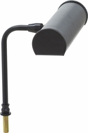 House of Troy LABLED7-7 Advent Black LED Battery Operated Picture Light / Lectern Lamp