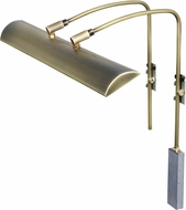 House of Troy ZLEDZ24-71 Zenith Antique Brass LED 24  Painting Light Fixture