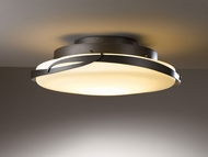 Hubbardton Forge 126742D Flora 7  Tall LED Ceiling Light