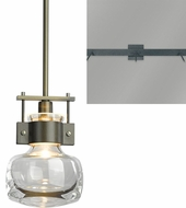 Hubbardton Forge 18733-TRIPLE-LINEAR Cuff Triple Linear Multi Hanging Light Fixture
